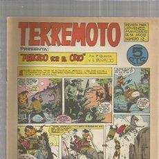 Tebeos: TERREMOTO ORIGINAL Nº 12. Lote 147510998