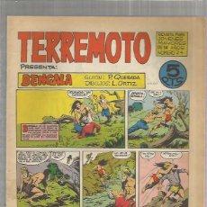Tebeos: TERREMOTO ORIGINAL Nº 24. Lote 147517322