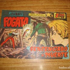 Tebeos: (TC-150) TEBEO JOHNNY FOGATA SERIE METEORO ORIGINAL Nº 13. Lote 147575274