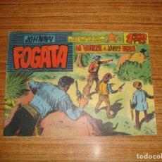 Tebeos: (TC-150) TEBEO JOHNNY FOGATA SERIE METEORO ORIGINAL Nº 9. Lote 147575426