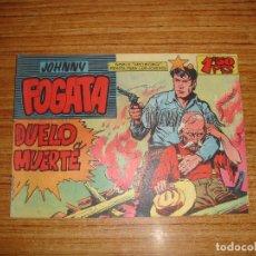 Tebeos: (TC-150) TEBEO JOHNNY FOGATA SERIE METEORO ORIGINAL Nº 8. Lote 147575474