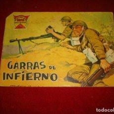 Tebeos: ESPIA SERIE METEORO Nº 15 GARRAS DE INFIERNO MAGA 1963. Lote 147583142