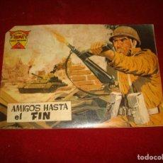 Tebeos: ESPIA SERIE METEORO Nº 24 AMIGOS HASTA EL FIN MAGA 1963. Lote 147583350