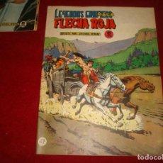 Giornalini: FLECHA ROJA Nº 57 EDITORIAL MAGA 1962 MUY BUEN ESTADO. Lote 147636502