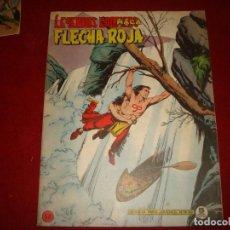 Giornalini: FLECHA ROJA Nº 58 EDITORIAL MAGA 1962 MUY BUEN ESTADO. Lote 147637046