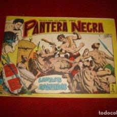 Tebeos: PANTERA NEGRA Nº 2 EDITORIAL MAGA 1958. Lote 147638906