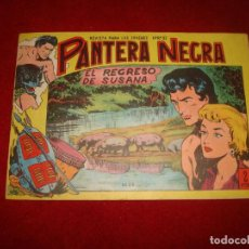 Tebeos: PANTERA NEGRA Nº 23 EDITORIAL MAGA 1958. Lote 147639606