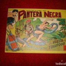 Tebeos: PANTERA NEGRA Nº 40 EDITORIAL MAGA 1958. Lote 147643706