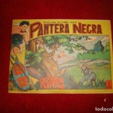 Tebeos: PANTERA NEGRA Nº 49 EDITORIAL MAGA 1958. Lote 147643806