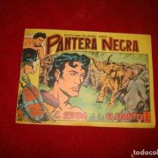 Tebeos: PANTERA NEGRA 1958 Nº 50 EDITORIAL MAGA. Lote 147680474