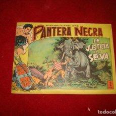 Tebeos: PANTERA NEGRA 1958 Nº 51 EDITORIAL MAGA. Lote 147680814
