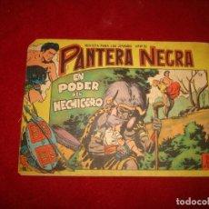 Tebeos: PANTERA NEGRA 1958 Nº 53 EDITORIAL MAGA. Lote 147681226