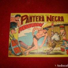 Tebeos: PANTERA NEGRA 1958 Nº 54 EDITORIAL MAGA. Lote 147681586