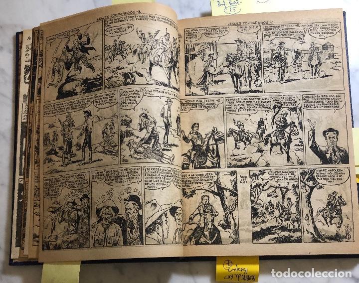 Tebeos: El PEQUEÑO HEROE -AÑO1954-Nº11-LEALES COMPAÑEROS (20€) - Foto 2 - 147700990