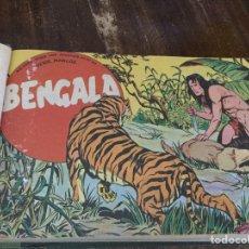 Tebeos: BENGALA, 1ª SERIE. ORIGINAL. Lote 158153777