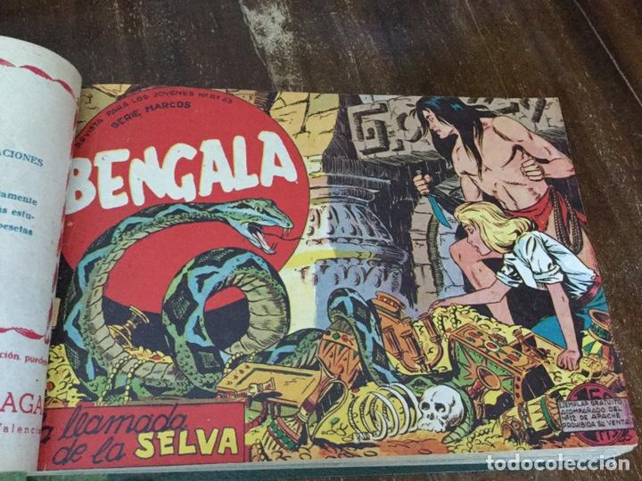 Tebeos: Bengala, 1ª serie. Original - Foto 2 - 158153777
