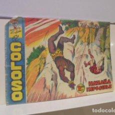 Tebeos: EL COLOSO Nº 25 - MAGA ORIGINAL. Lote 148168398