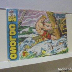 Tebeos: EL COLOSO Nº 34 - MAGA ORIGINAL. Lote 148168514
