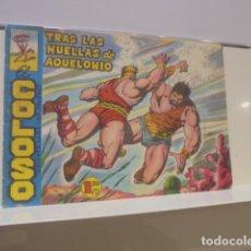 Tebeos: EL COLOSO Nº 33 - MAGA ORIGINAL. Lote 148168546
