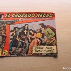 Tebeos: EL CRUZADO NEGRO Nº 16, EDITORIAL MAGA. Lote 148188418