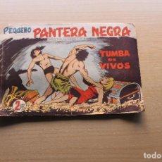 Tebeos: PEQUEÑO PANTERA NEGRA Nº 248, EDITORIAL MAGA. Lote 148189734