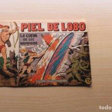 Tebeos: PIEL DE LOBO Nº 27, EDITORIAL MAGA. Lote 148544414