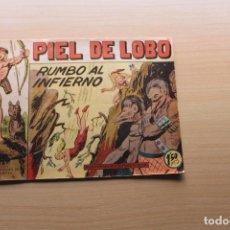 Tebeos: PIEL DE LOBO Nº 23, EDITORIAL MAGA. Lote 148544430