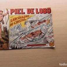 Tebeos: PIEL DE LOBO Nº 19, EDITORIAL MAGA. Lote 148544482
