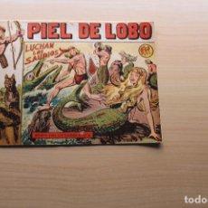 Tebeos: PIEL DE LOBO Nº 15, EDITORIAL MAGA. Lote 148544546