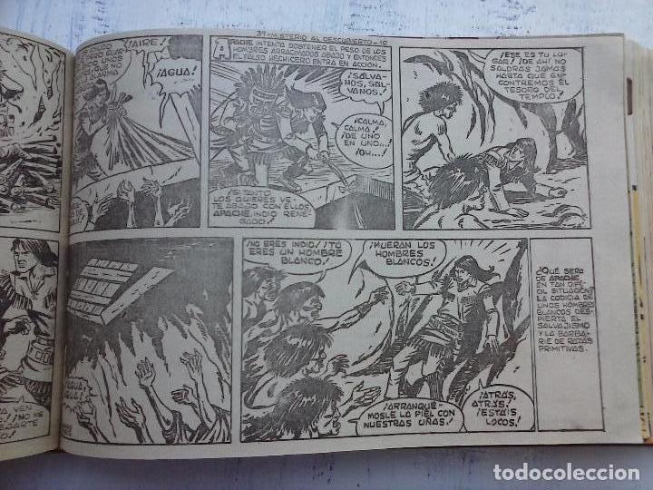 Tebeos: APACHE 2ª SERIE ORIGINAL COMPLETA 1 AL 76 - 1958 EXCELENTE ESTADO, VER IMAGENES - Foto 95 - 108097779