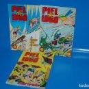 Tebeos: COMICS 3 COMICS CLASICOS PIEL DE LOBO - COLOSOS DEL COMIC - NUMEROS 9, 11 Y 12. Lote 148694946