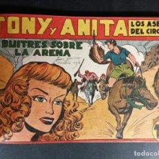 Giornalini: ORIGINAL - TONY Y ANITA 1 TOMO CON 14 NÚMEROS - MAGA EDITORIAL. Lote 149809754