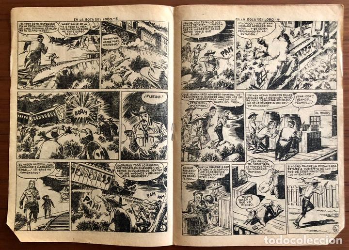 Tebeos: NUMERO 19 EL PEQUEÑO HEROE (MAGA 1956). ORIGINAL BUEN ESTADO - Foto 2 - 149893418