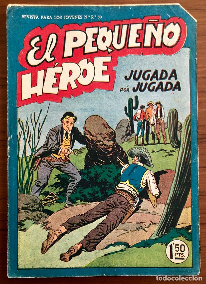 NUMERO 26 EL PEQUEÑO HEROE (MAGA 1956). ORIGINAL BUEN ESTADO (Tebeos y Comics - Maga - Pequeño Héroe)