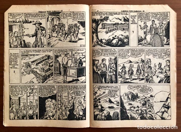 Tebeos: NUMERO 26 EL PEQUEÑO HEROE (MAGA 1956). ORIGINAL BUEN ESTADO - Foto 3 - 149900126