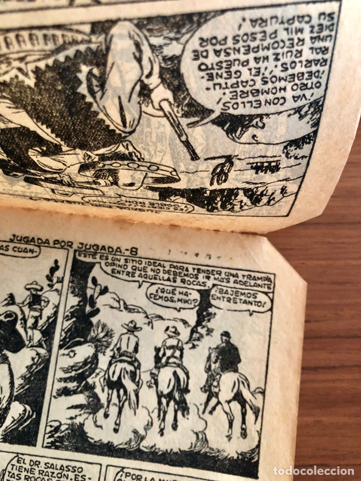 Tebeos: NUMERO 26 EL PEQUEÑO HEROE (MAGA 1956). ORIGINAL BUEN ESTADO - Foto 4 - 149900126