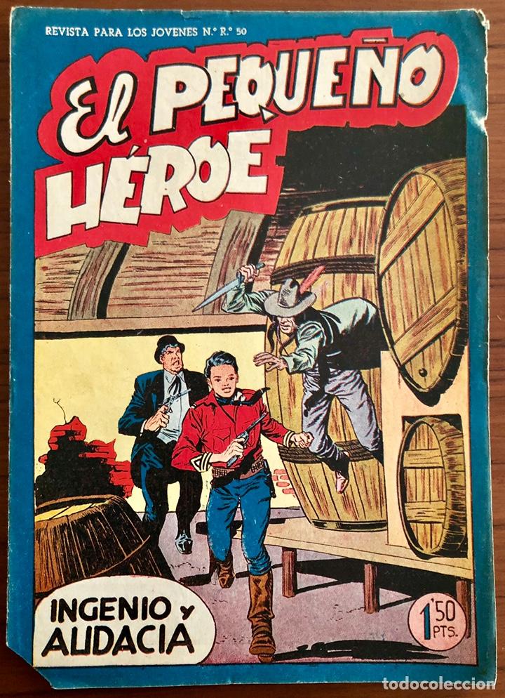 NUMERO 30 EL PEQUEÑO HEROE (MAGA 1956). ORIGINAL BUEN ESTADO (Tebeos y Comics - Maga - Pequeño Héroe)