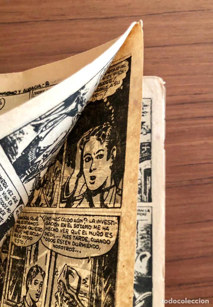 Tebeos: NUMERO 30 EL PEQUEÑO HEROE (MAGA 1956). ORIGINAL BUEN ESTADO - Foto 2 - 149902538