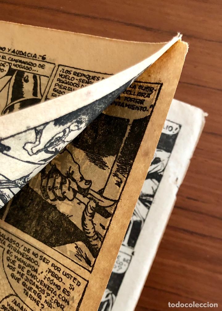 Tebeos: NUMERO 30 EL PEQUEÑO HEROE (MAGA 1956). ORIGINAL BUEN ESTADO - Foto 4 - 149902538