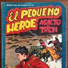 Tebeos: NUMERO 59 EL PEQUEÑO HEROE (MAGA 1956). ORIGINAL BUEN ESTADO. Lote 149904874