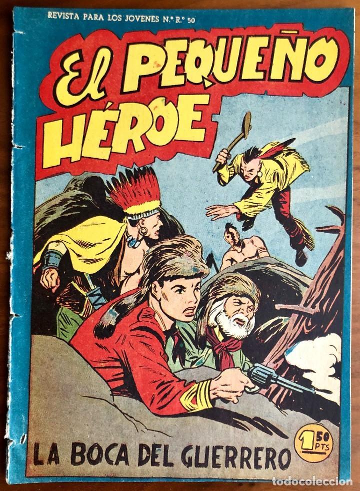 NUMERO 71 EL PEQUEÑO HEROE (MAGA 1956). ORIGINAL (Tebeos y Comics - Maga - Pequeño Héroe)