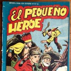 Tebeos: NUMERO 71 EL PEQUEÑO HEROE (MAGA 1956). ORIGINAL . Lote 149905190
