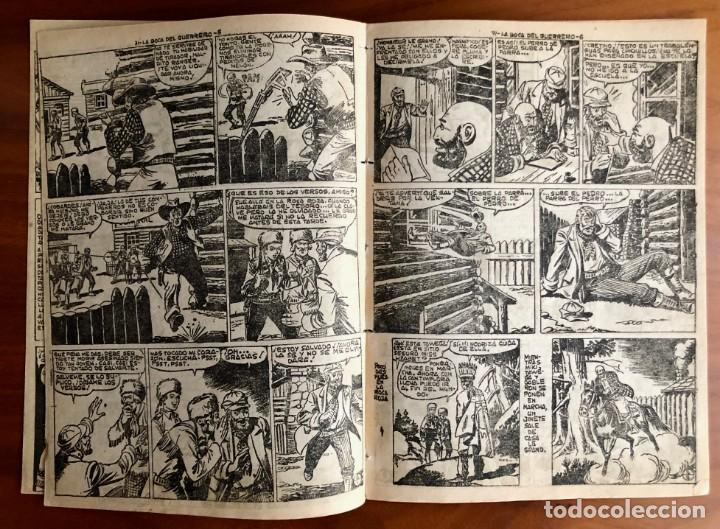 Tebeos: NUMERO 71 EL PEQUEÑO HEROE (MAGA 1956). ORIGINAL - Foto 5 - 149905190