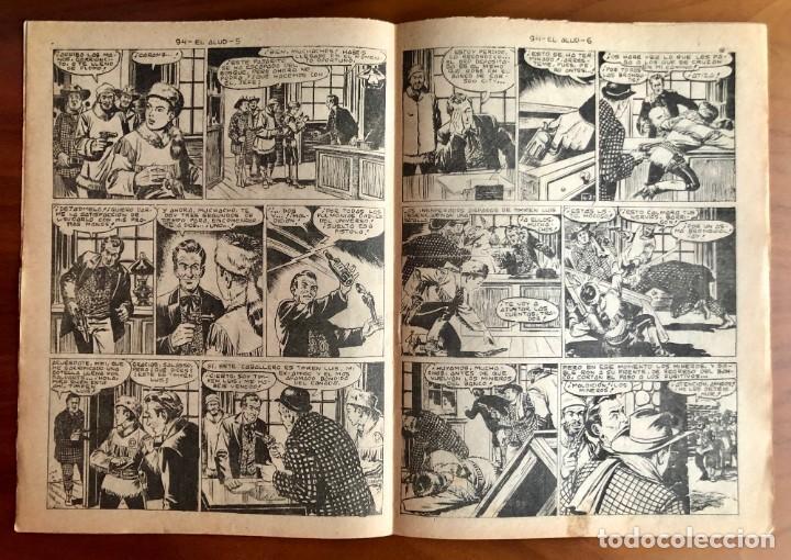Tebeos: NUMERO 94 EL PEQUEÑO HEROE (MAGA 1956). ORIGINAL - Foto 4 - 149905358