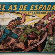 Tebeos: EL AS DE ESPADAS ORIGINAL Nº 20 - EDI. MAGA 1954 - MANUEL GAGO - HU. Lote 150846142