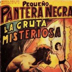 Tebeos: PEQUEÑO PANTERA NEGRA- Nº 79 -LA GRUTA MISTERIOSA- MIGUEL QUESADA-1961-BUENO-DIFÍCIL-LEAN-0294. Lote 217699747