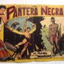 Tebeos: TEBEO. PANTERA NEGRA NO. 4, LA PLAZA DE LOS SACRIFICIOS EDITA: MAGA (A.1958). Lote 152228056