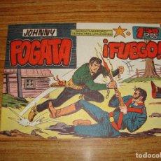 Tebeos: (TC-150) TEBEO JOHNNY FOGATA SERIE METEORO ORIGINAL Nº 23. Lote 152299898