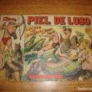 Tebeos: PIEL DE LOBO Nº 15 EDITORIAL MAGA ORIGINAL. Lote 152378682