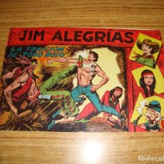 Tebeos: JIM ALEGRIAS Nº 3 EDITORIAL MAGA ORIGINAL. Lote 152378794